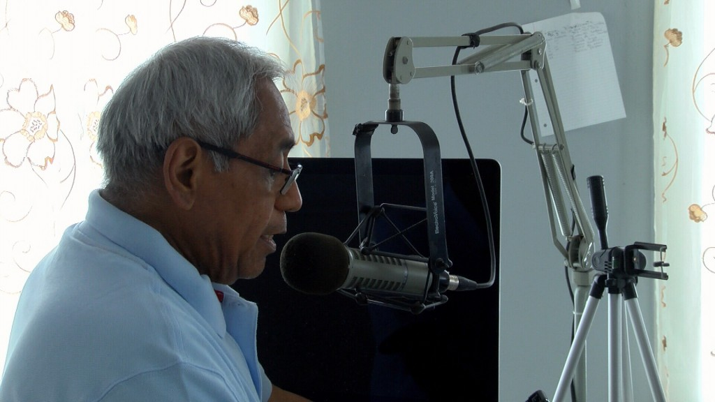 Carthage Pastor Informs Radio Listeners About Covid 19