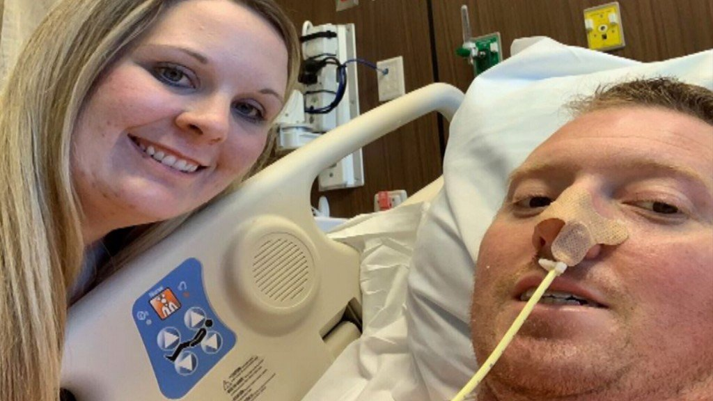 Oronogo Fire Chief Recovers With His Wife