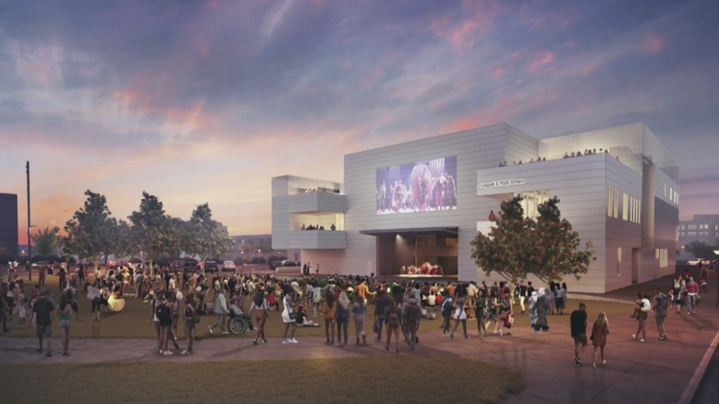 A New Look At The Soon To Be Cornell Complex