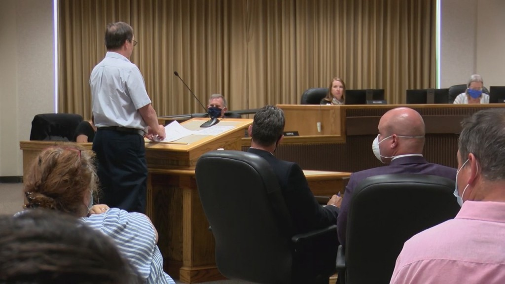 Joplin City Council Meets To Take Another Look At A Mask Wearing Ordinance