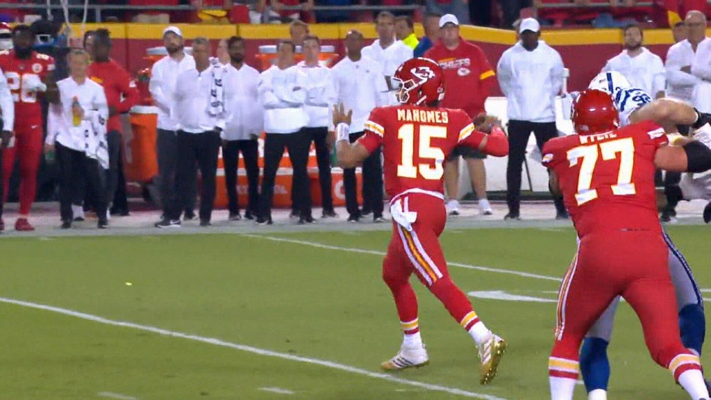 Chief Glenna Wallace On The Chiefs (pt. Iii)