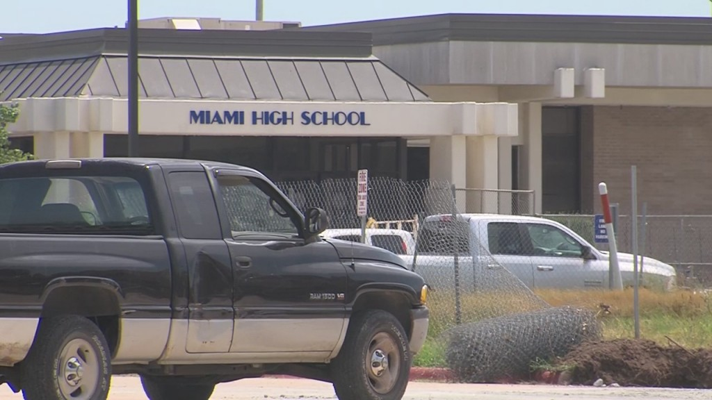 The Miami School District Held A Virtual Town Hall To Go Over Plans For The Upcoming School Year