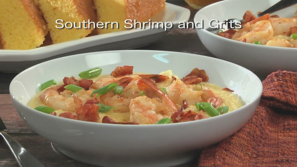 Mr. Food: Southern Shrimp And Grits