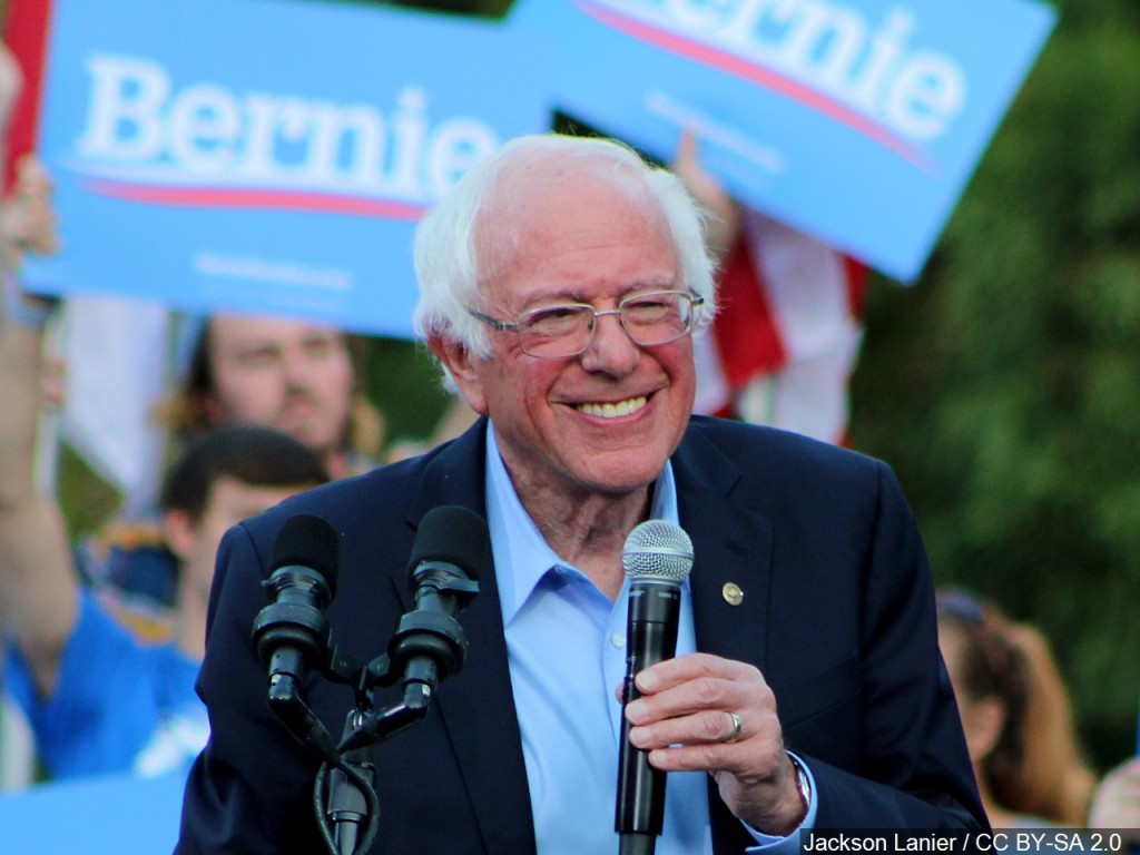 Bernie Sanders introduces bill to provide 'Masks for all'