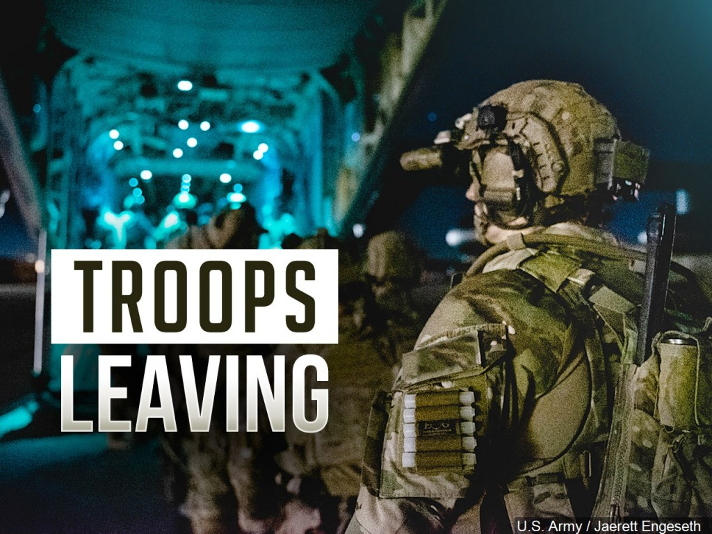 US to bring 6,400 troops home from Germany, move 5,400 more