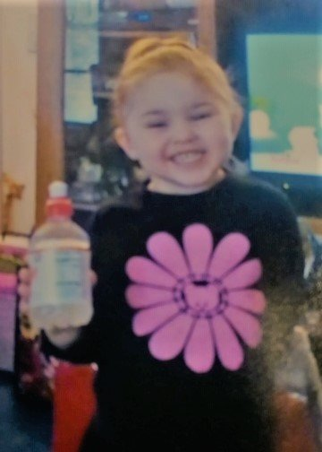 Missing 3 Year Old Olivia A. Jansen From Kansas City, Kan.
