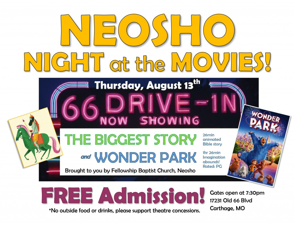 Neosho Night At The Movies