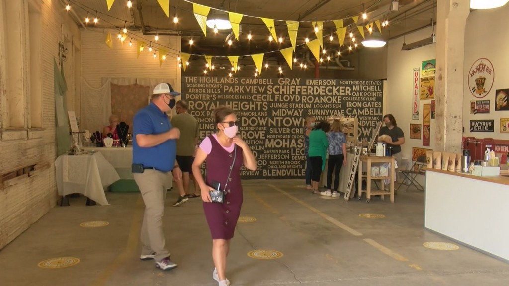 Empire Market Reopens