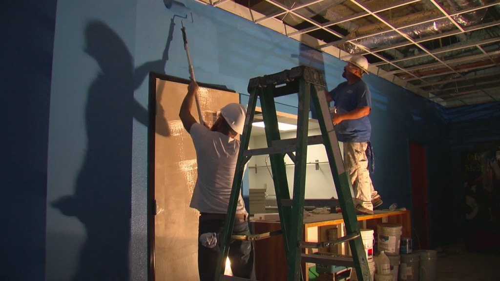 Boys And Girls Club Of Southwest Missouri Gets A Face Lift