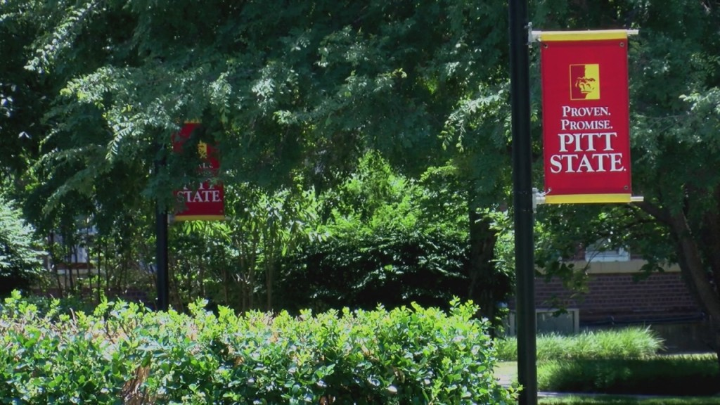 Pitt State Officials Are Asking Some Out Of State Students To Come To Campus Early So They Can Quarantine