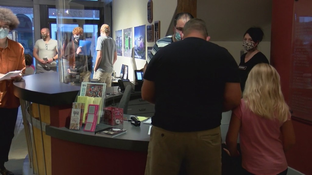 The Spiva Center For The Arts In Joplin Is Hosting A 48 Hour Film Festival