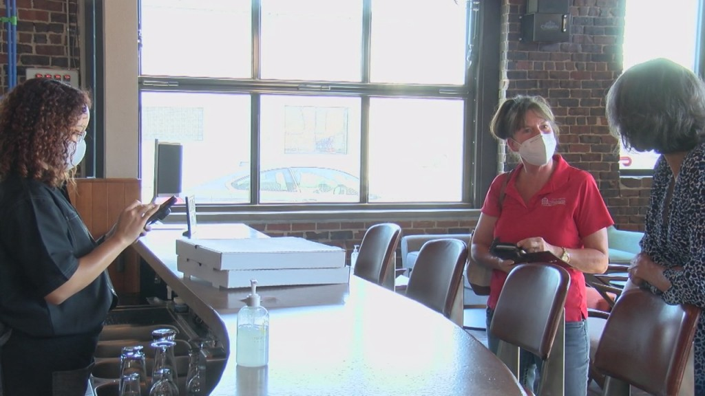 Local Businesses See Uptick In Patrons As Students Return To College