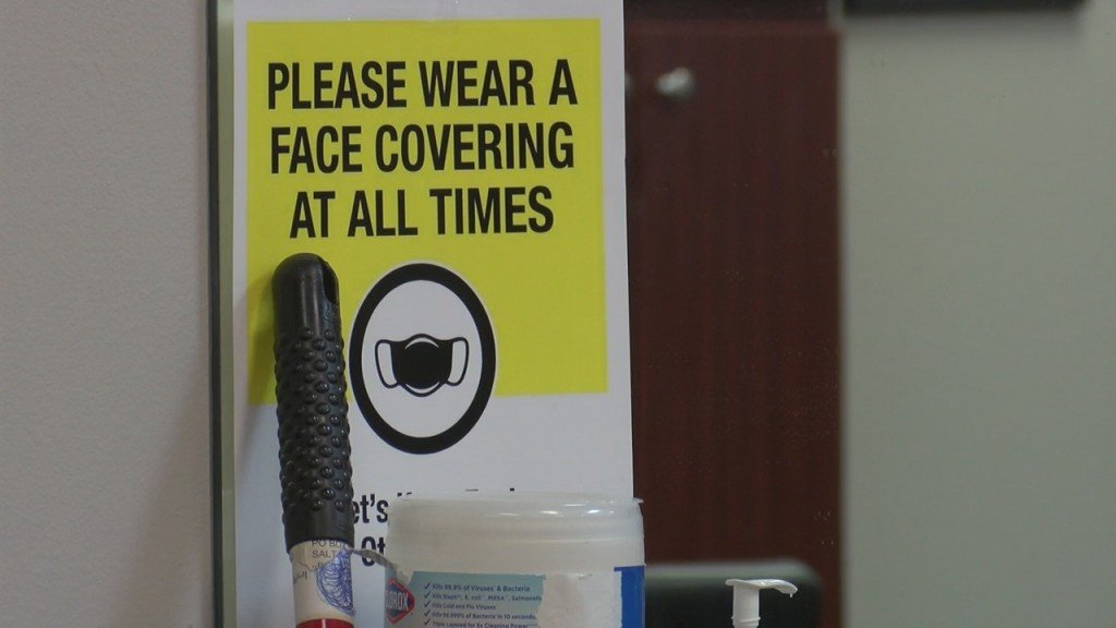 The City Of Parsons, Kansas Has Decided To Start Fully Enforcing Their City Mask Ordinance