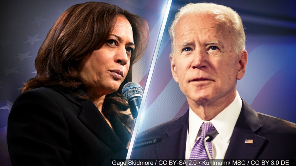 Biden Selects California Sen Kamala Harris As Running Mate Koam