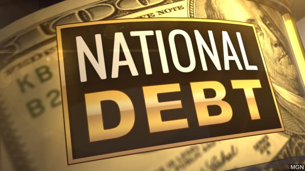 Mgn Image, National Debt Graphic