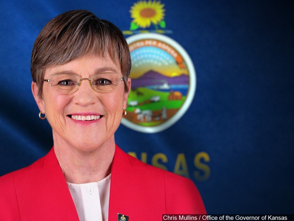 Kansas Governor Laura Kelly addresses Missouri's Medicaid expansion