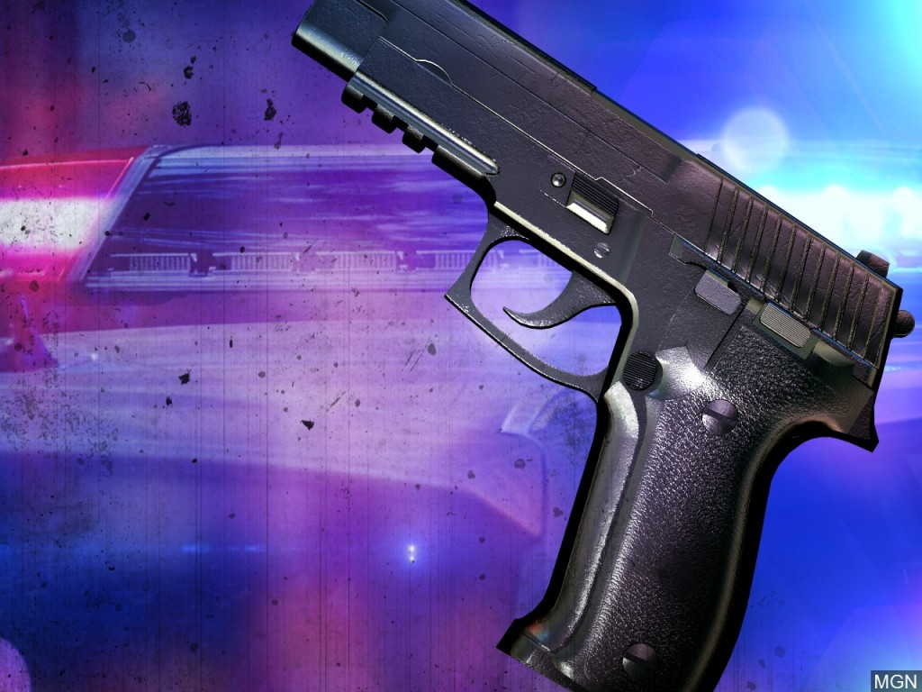 Caney Police are on the lookout for a robbery suspect