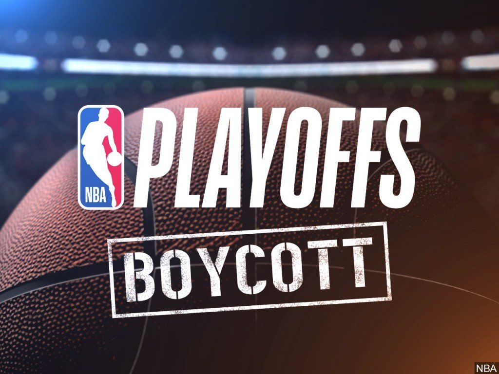 Boycott: NBA playoff games called off amid player protest