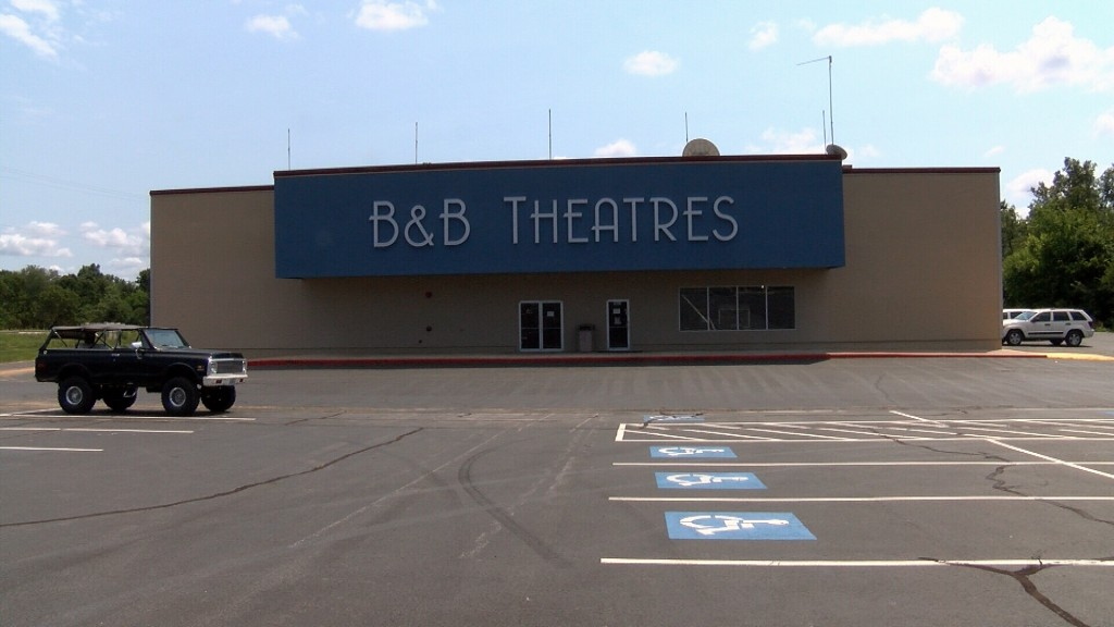 Neosho Movie Theater Prepares To Reopen