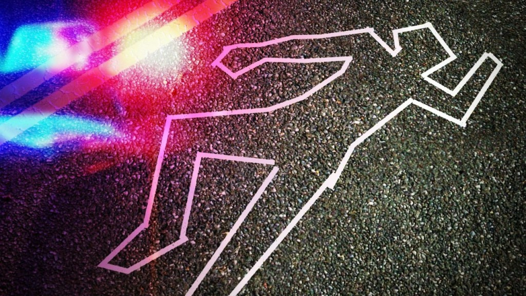 Body Found Graphic, Mgn Image