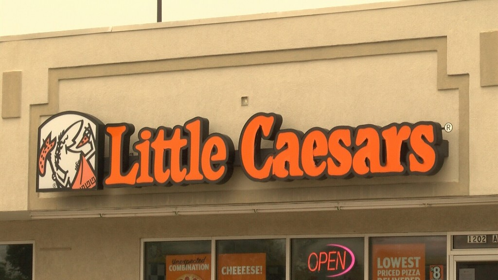 Little Ceasars Pizza Place
