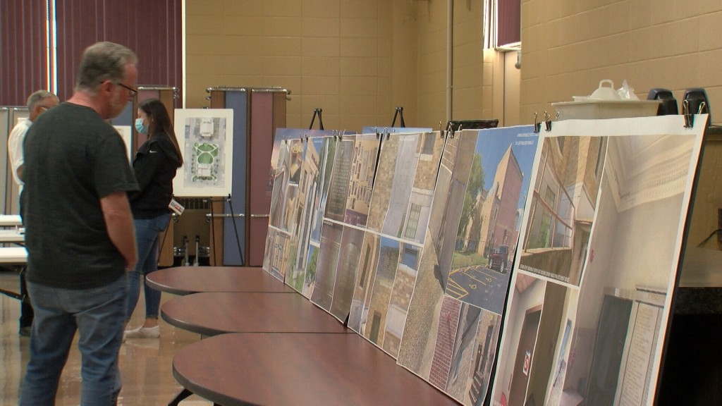 City of Joplin holds first public meeting on future of Memorial Hall.