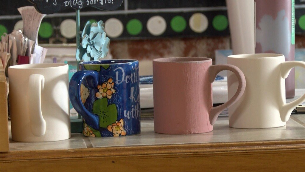 Mugs Being Sold For A Good Cause