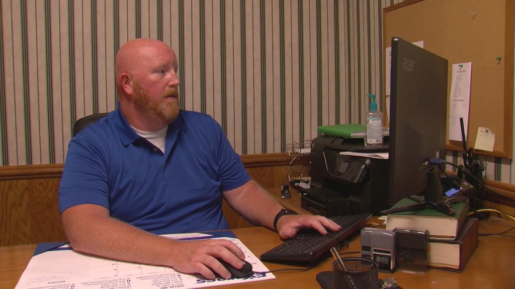 A Webb City Police Officer Who Was Injured By A Suspected Drunk Driver Is Back On The Job