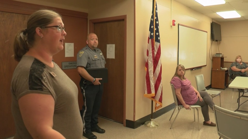 Cherokee County Commissioners Hold Special Meeting