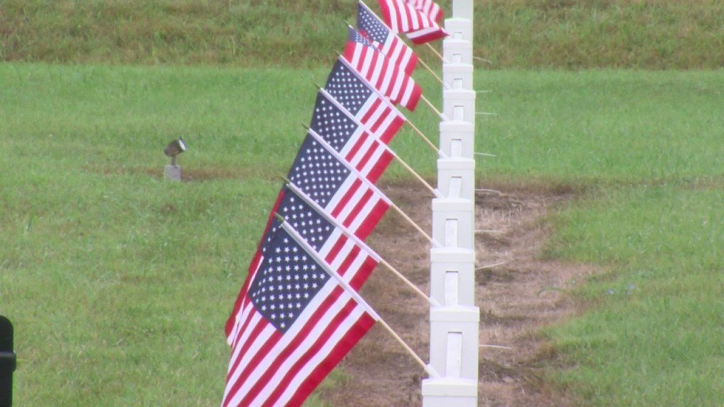 Honoring Local Heroes In Neosho Missouri