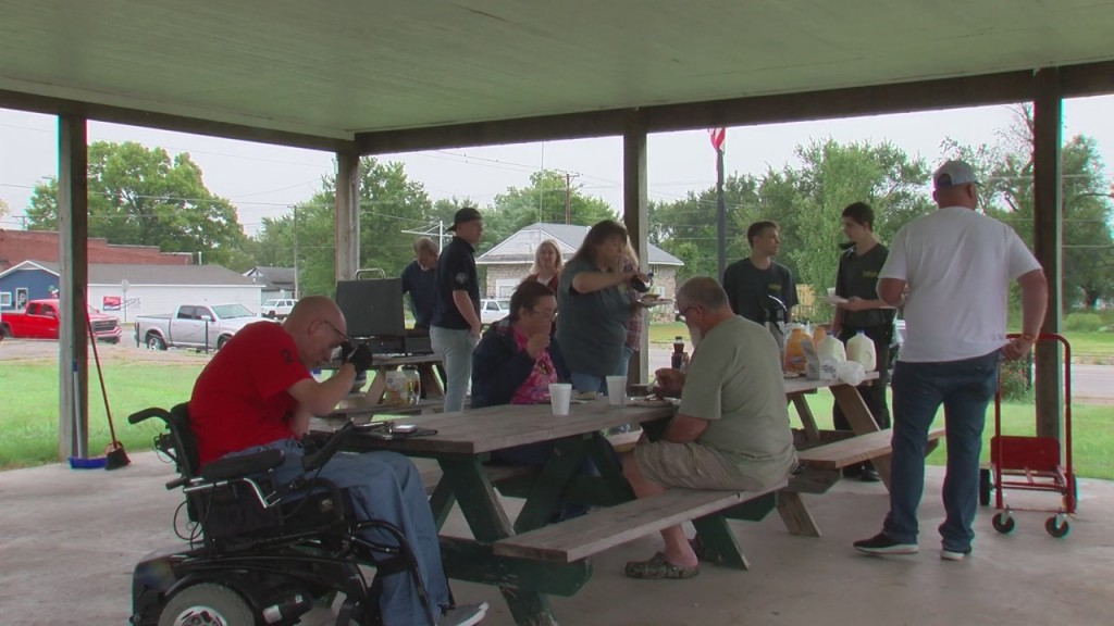 Carterville Church Hosts 9 11 Ceremony