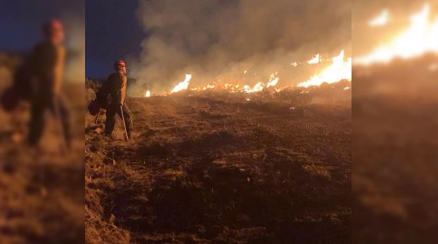 As Wildfires Continue To Ravage The Western United States, A Southeast Kansas Native Is Working To Save Land People's Livelihoods