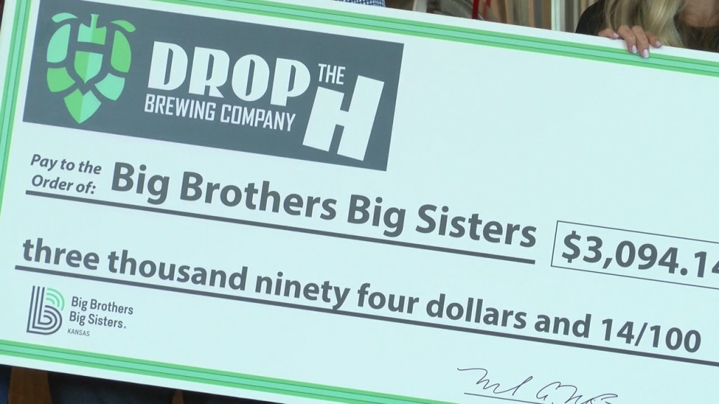 Local Brewery Donates To Big Brothers And Big Sisters