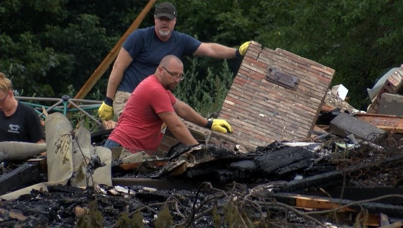 House Explosion In Newton County Kills One