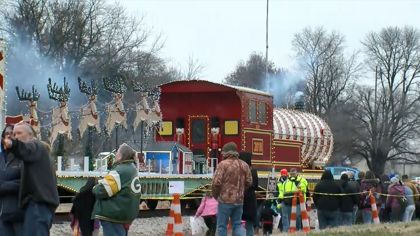 Kcs Christmas Train 2020 KCS will not operate the Holiday Express train in 2020   KOAM