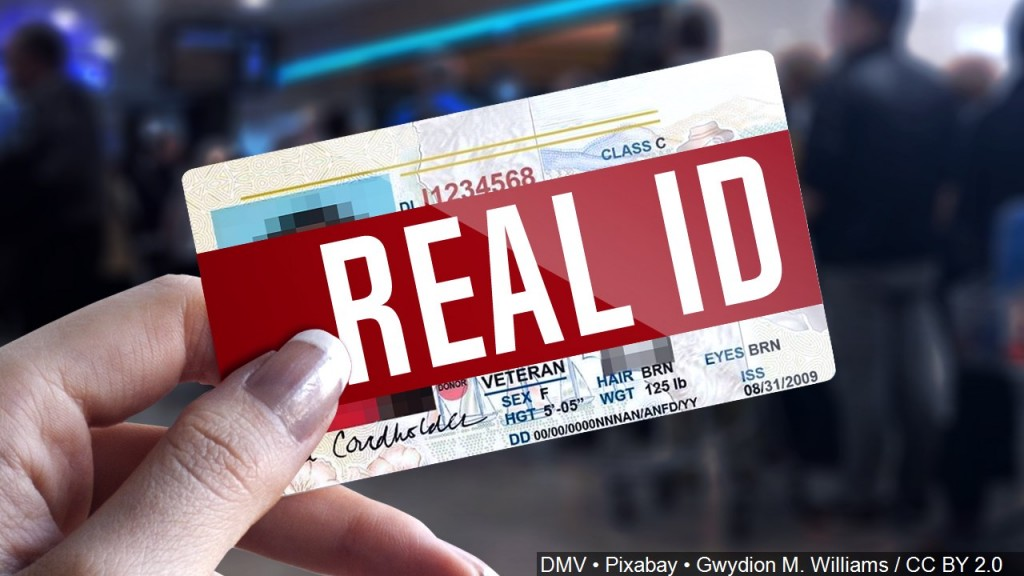 Real Id Act Drivers License