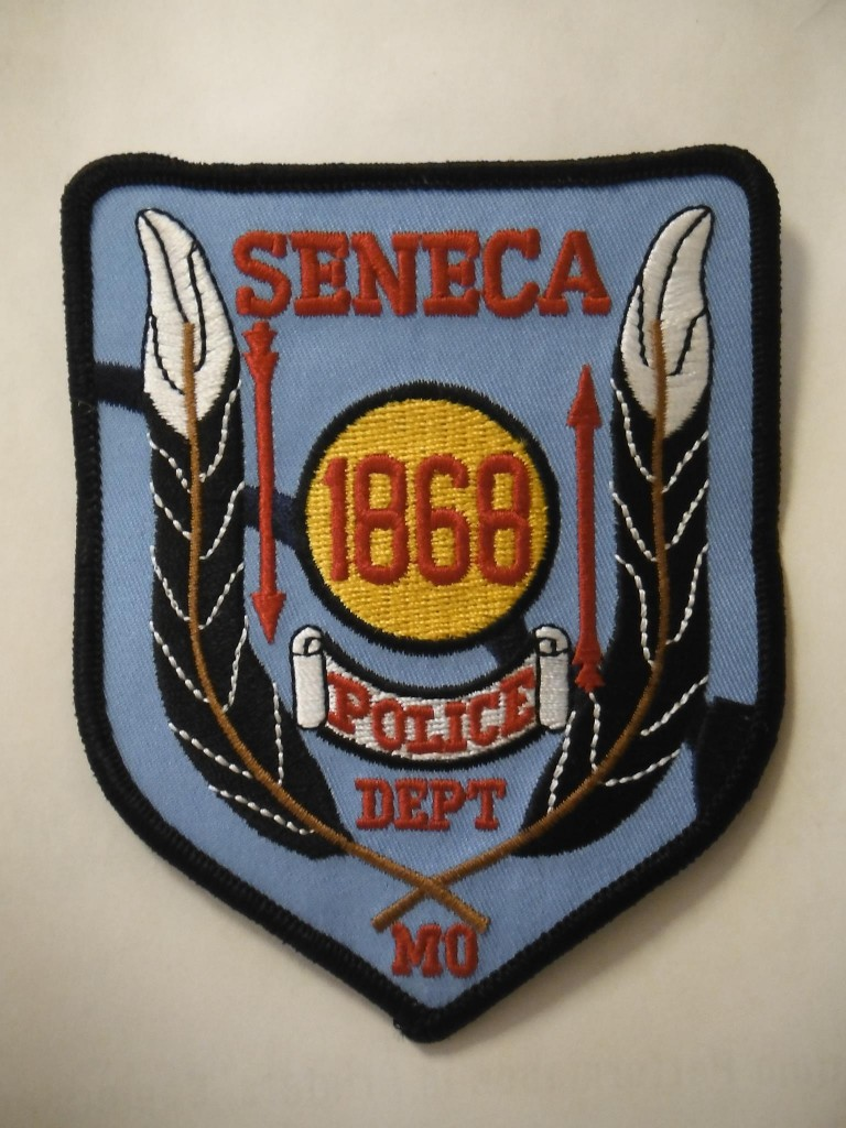 Seneca Police Badge