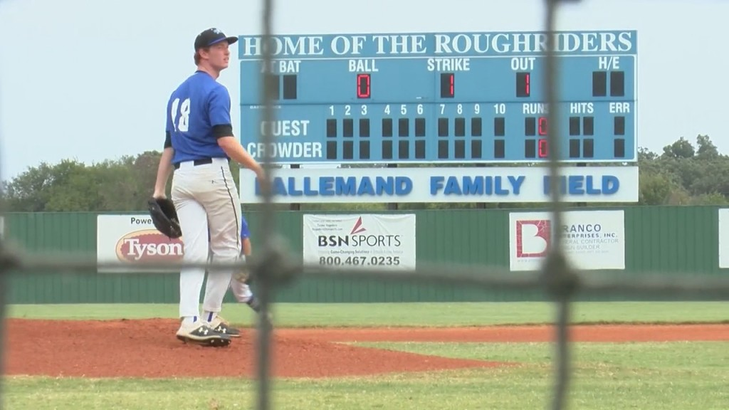 Crowder College Renames Its Baseball Field