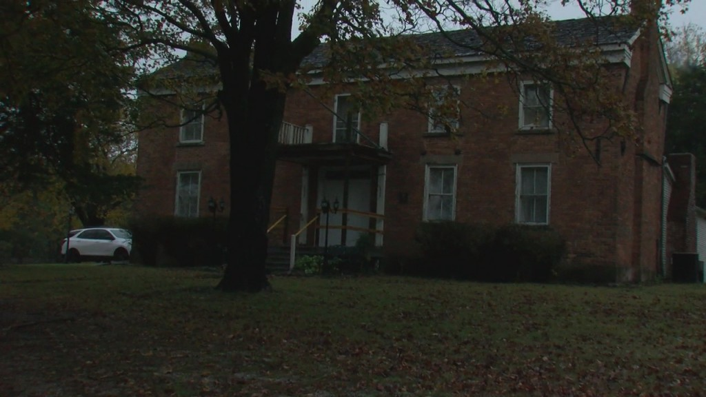 Historic Carthage House Reports Being Haunted