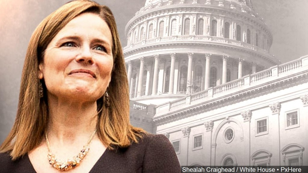 Confirmation Hearing For Supreme Court Nominee Judge Amy Coney Barrett