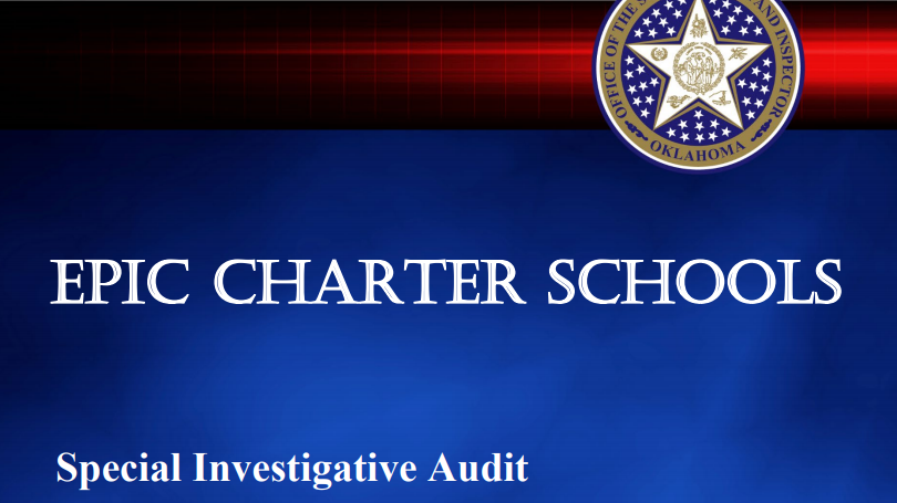 Epic Charter Schools Audit, Oklahoma