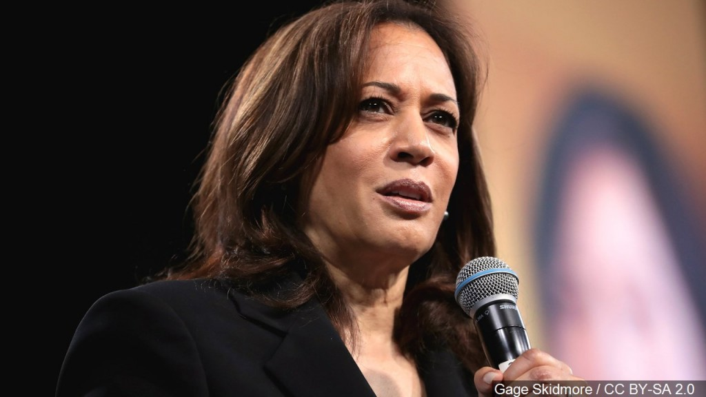 Kamala Harris Democratic Vice Presidential Nominee For The 2020 Election