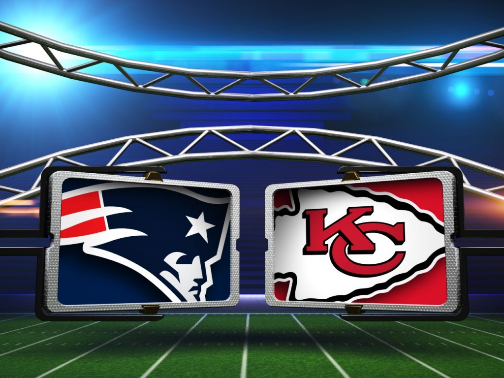 Chiefs Patriots NFL