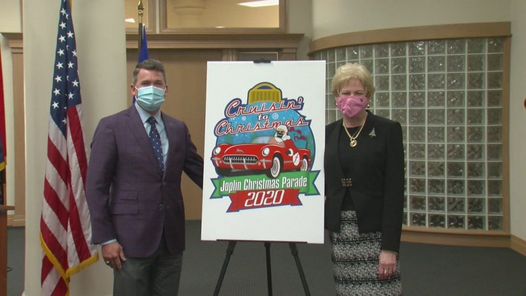 The City Of Joplin And Freeman Health System Unveil Plans For This Year's Christmas Parade