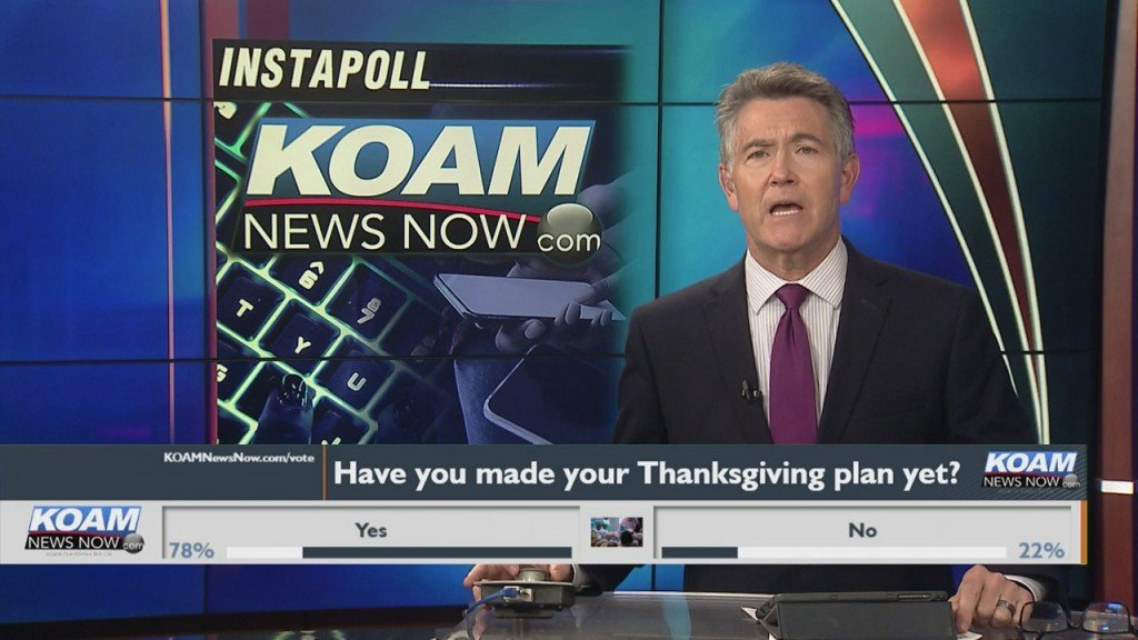 """Instapoll Results: """"have You Made Your Thanksgiving Plan Yet?"""""""