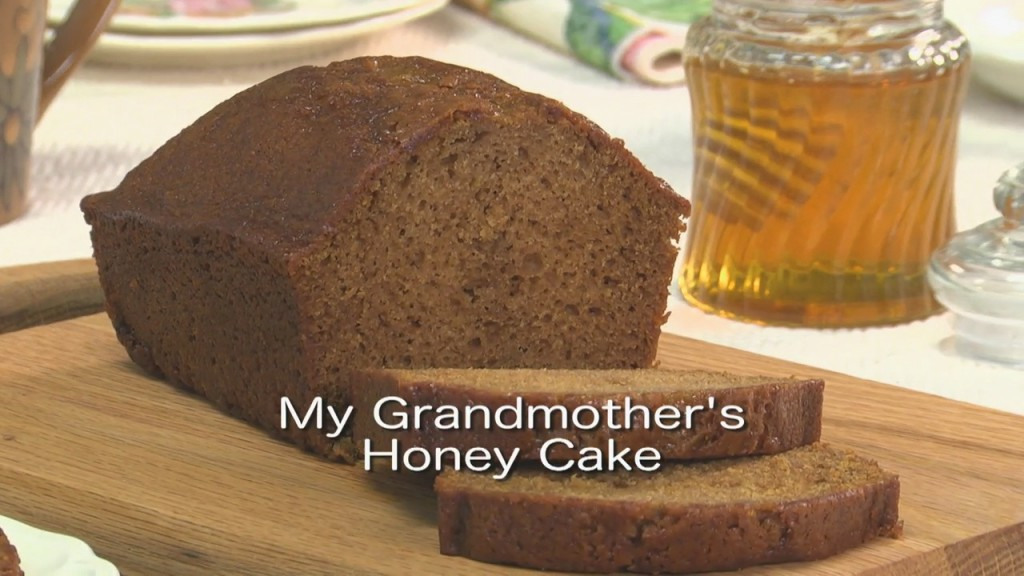 Mr. Food: My Grandmother's Honey Cake