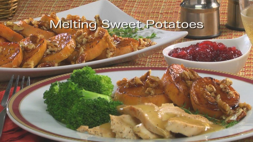 Mr. Food: Melting Sweet Potatoes