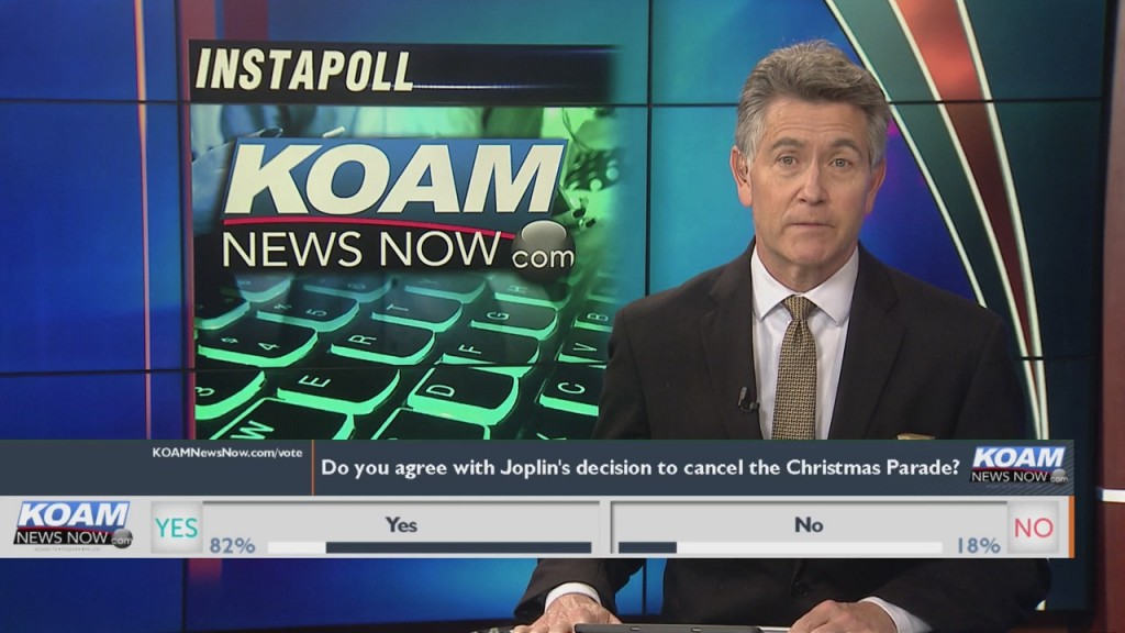 Instapoll: Do You Agree With Joplin's Decision To Cancel The Christmas Parade?
