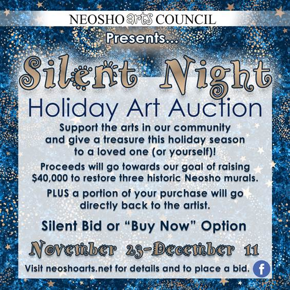 Silent Night Auction