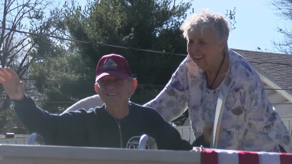 A Carthage Native Receives A Special Dedication After Health Complications Make Doing What He Loves Impossible